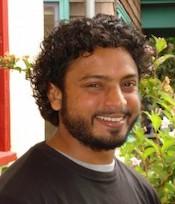 Photo of Dr. Ajit K. Abraham, Lecturer, Humanities & Communication| Global Studies, California State University- Monterey Bay
