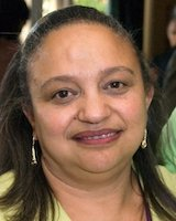 Photo of Janny Castillo, Hope and Justice Coordinator,  St. Mary's Center; Commissioner, Oakland Housing Authority